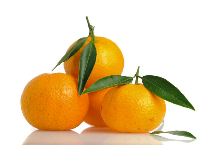 Organic Tangerines