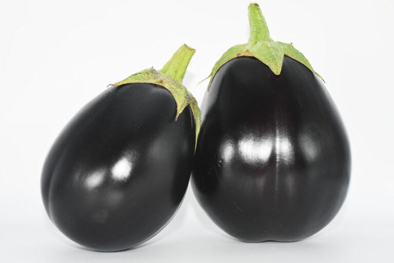 Melanzana Nera Tonda Siciliana