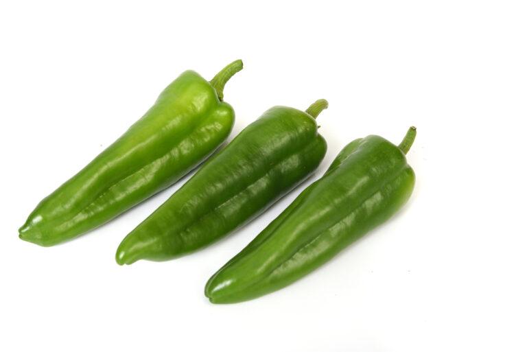 Peperone Cornetto Verde