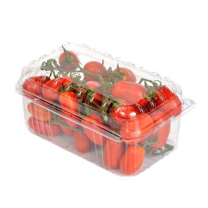 Pomodoro Datterino in Vaschetta Packaging